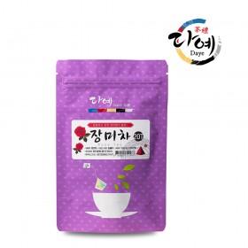다예 장미차 - 지퍼백20T